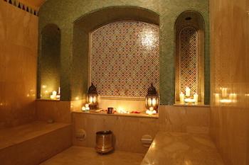 Moroccan Hammam, Bath house
