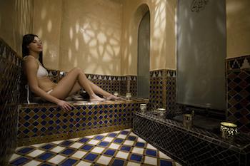 Moroccan Hamma, Spa
