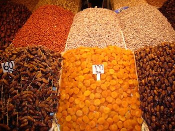 Moroccan Dates, in Marketplaces