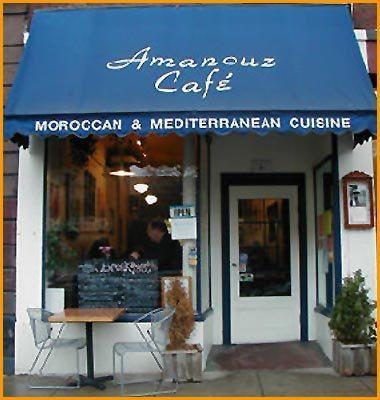 amanouz cafe