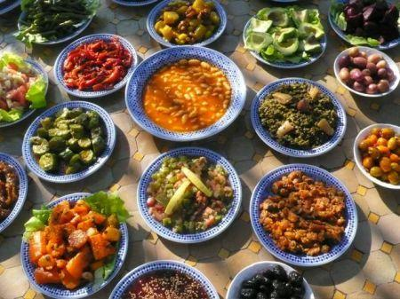 Morocco private tours morocco travel imperial cities for Authentic moroccan cuisine