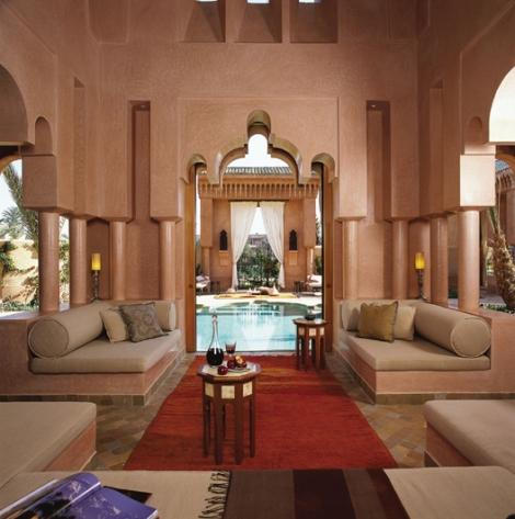 Morocco private tours morocco travel imperial cities for Moroccan house plans