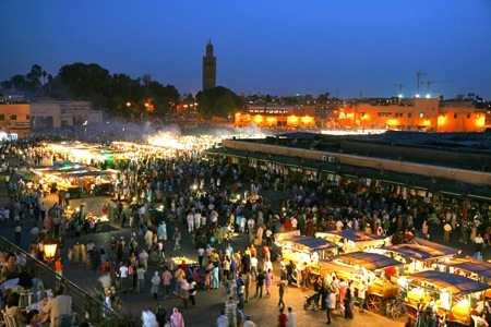 Djemma-el-Fna-Square-Marrakech