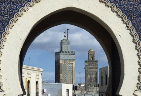 Fes-Bab-Boujloud-Gate