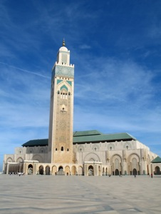 Hassan-II-Mosque Casablanca-Full-View