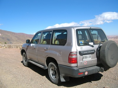 Luxury-Landcruiser