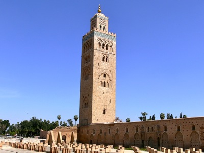 Marrakesh-Koutoubia-Mosque