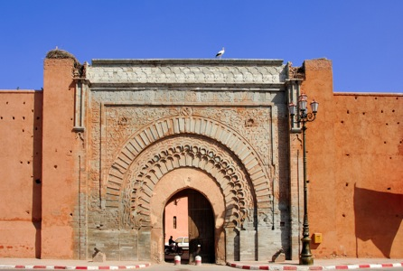Marrakesh-Old-Medina-Wall