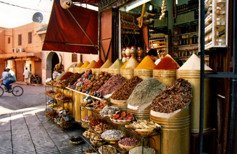 Marrakesh-Spice-Market