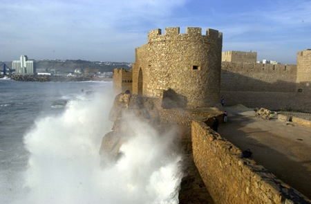 Safi-By-The-Sea-Ramparts