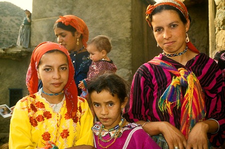 Berber-Villages-Family