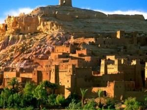 Ait Benhaddou Kasbah, Ouarzazate