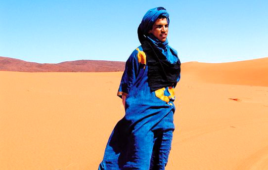 Tuareg-Man-Erg-Chegaga-M'hamid-Dunes