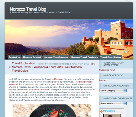Morocco-Travel-Blog Screen-Shot