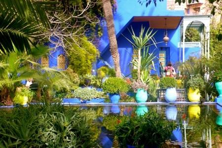 Majorelle-Gardens-Marrakech