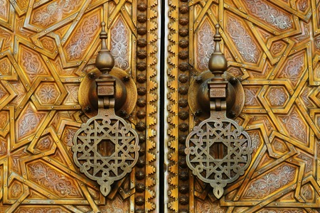 Door-knocker-Fes-Morocco