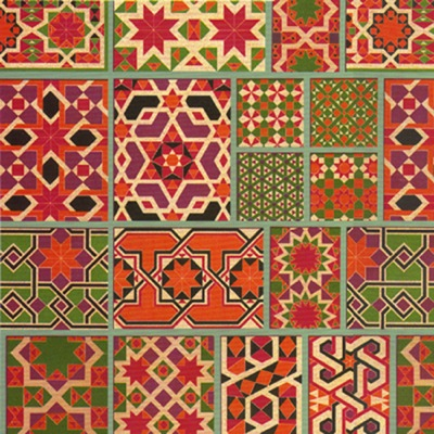 Moroccan- Pattern