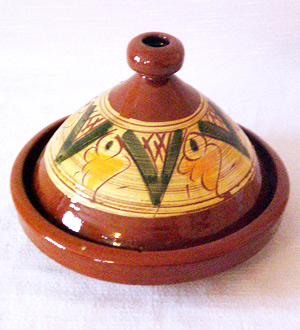 Decorative Moroccan Tajine