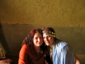 Sarah Corbett, North African Jewelry Expert & Alecia Cohen, Director Travel Exploration Morocco