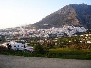 Chefchaouen Rif Mountain View