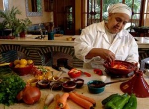 Moroccan Cooking Class Chef