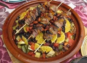 Tajine La Maison Arabe Cooking Class