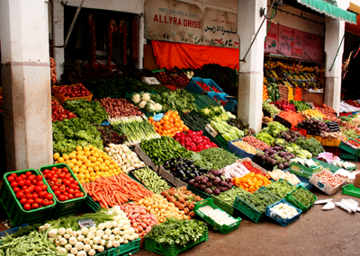 Moroccan Local Markets Fruit Amp Vegetable Shopping Your