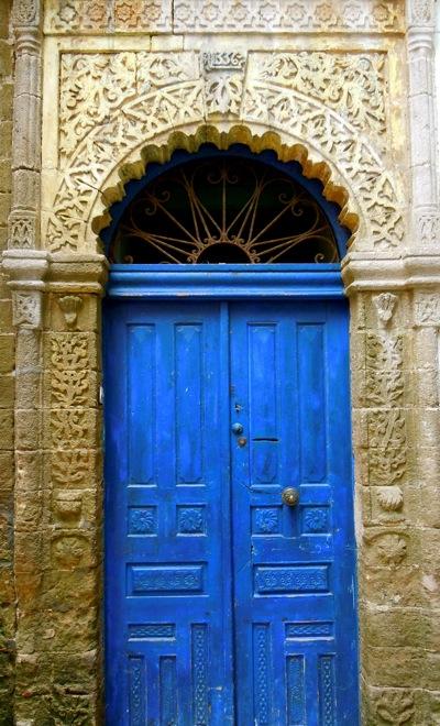Blue ... - Moroccan Architecture - Travel-Exploration Blog Travel-Exploration