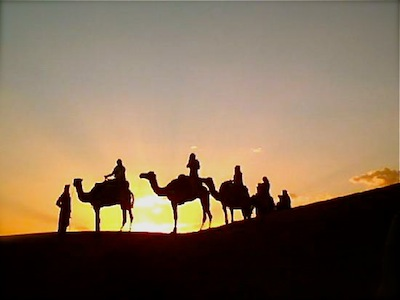 Camel Trekking – a true Middle Eastern adventure