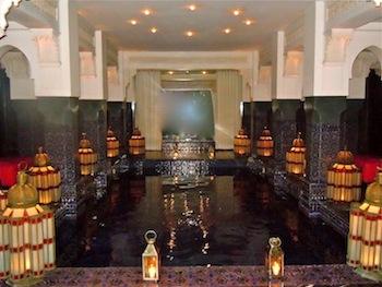 Morocco 39 s la mamounia spa in marrakech travel exploration blog for Salon paris marrakech