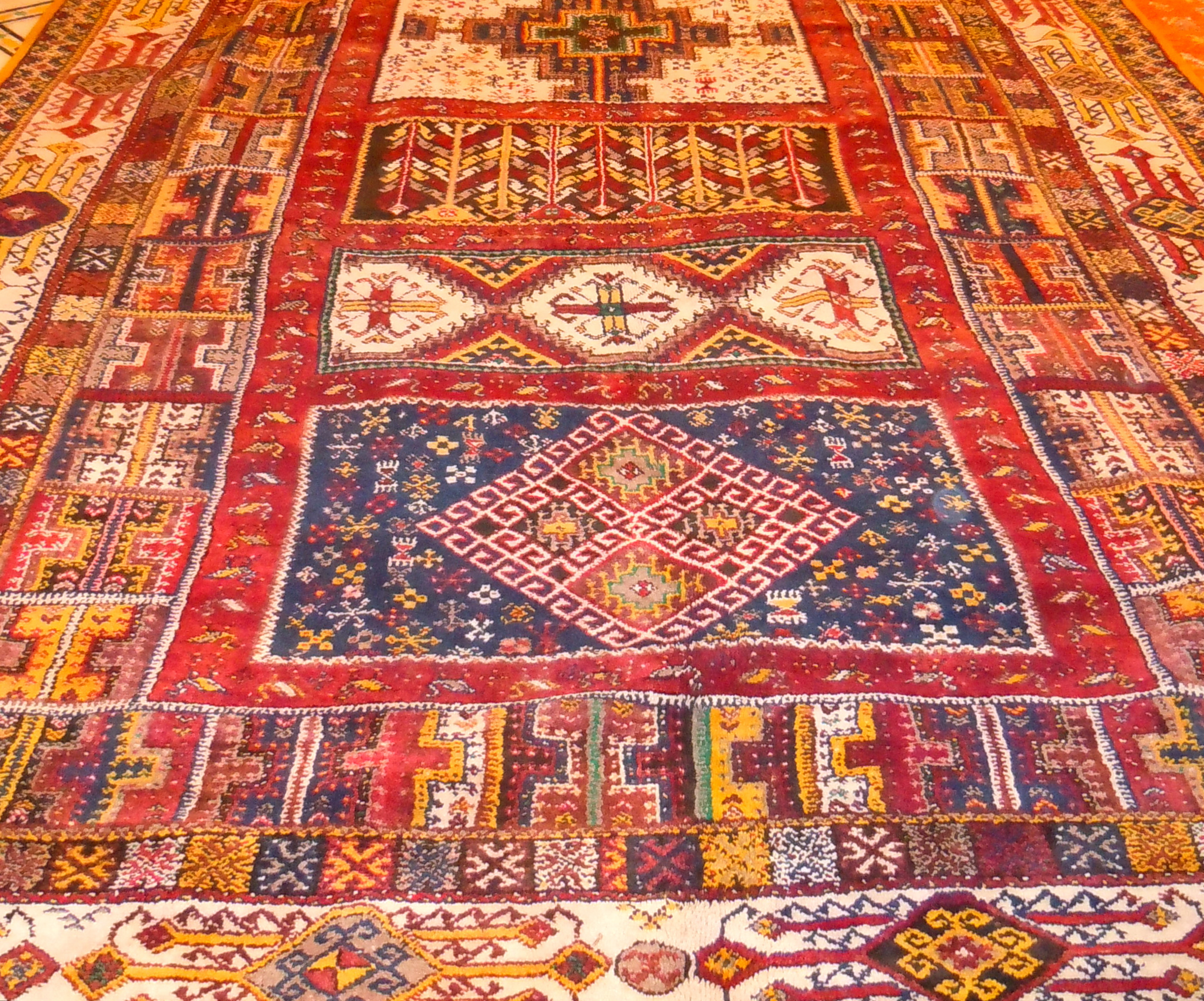Zayane Rugs And Hanbal Rugs Travel Exploration Blog