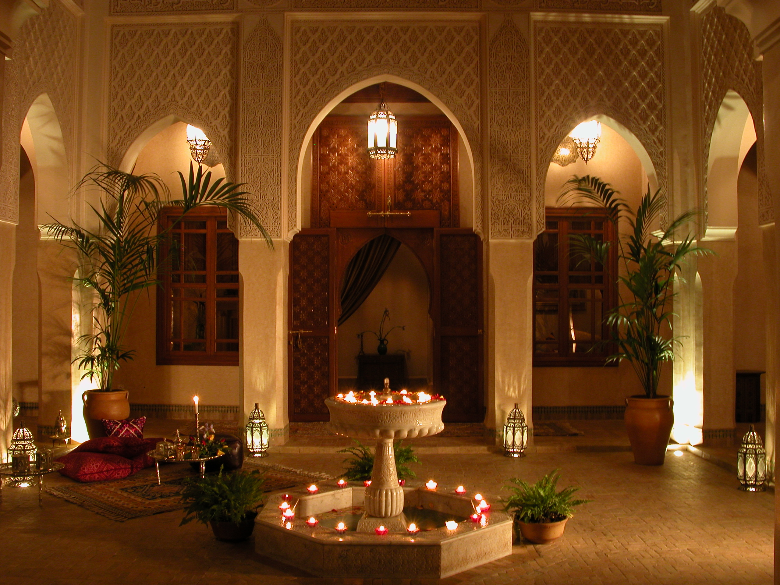 Luxury riads in morocco travel exploration blog travel for Hotel design marrakech
