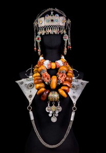 Berber Museum, Majorelle Garden - Berber Jewelry