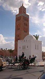 Koutoubia Mosque & Koubba Lalla Zohra