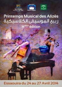 Festival Printemps des Alizés Festival 14th Edition, Springtime