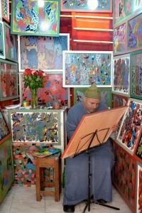 Naive Artist Studio, Essaouira