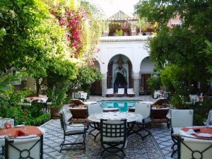 Dar Donab, Marrakech Courtyard Garden