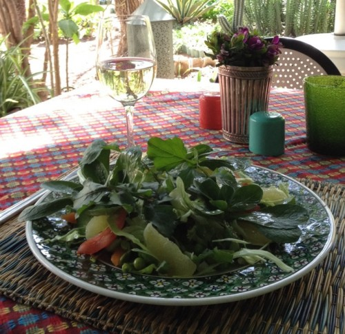Fes food eating well in fes morocco tour guide travel for Cafe de jardin in covent garden