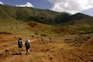 High Atlas Hiking, Toubkal