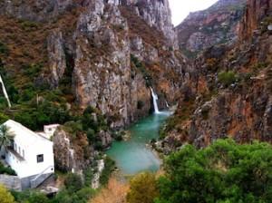 Akchour Falls, Chefchaouen Region