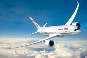 Royal air Maroc Dreamliner