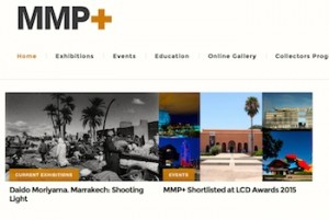 Marrakech Museum of Photographie and Visual Arts Website