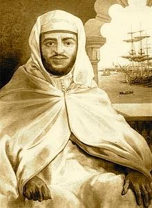 Ibn Mohammed Ben Abdellah of Morocco