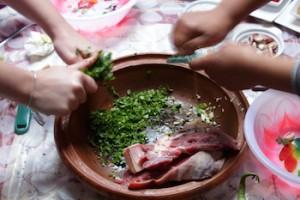 Marrakech Cooking Class
