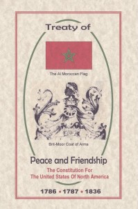 Morocco, America Treat of Friendship