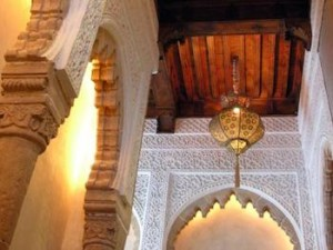 Best Boutique Riads Moorish Architecture