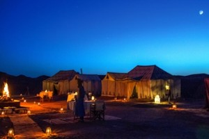 Best Luxury Desert Camp, Sahara Glamping
