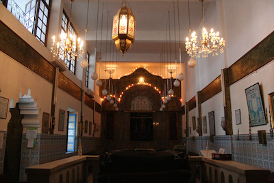 Jewish Synagogue, Marrakech