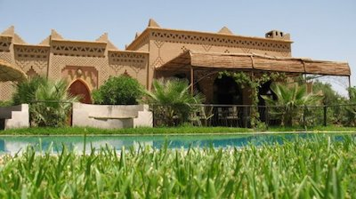 Sawadi Eco Lodge, Skoura