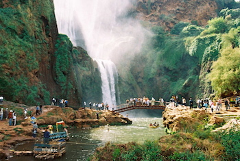 Cascades Ouzoud Tour